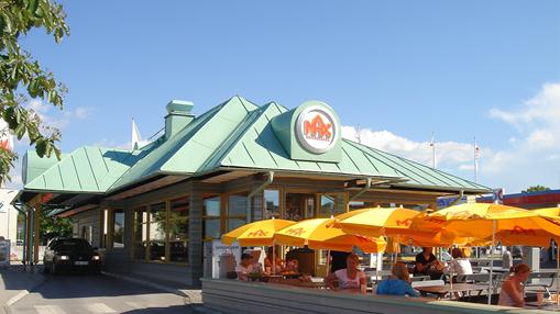 restauranger visby centrum