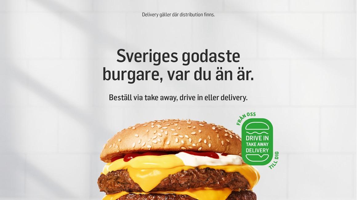sveriges godaste hamburgare
